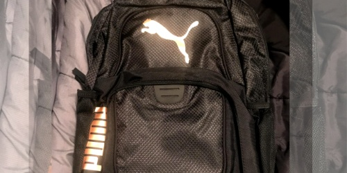 PUMA Backpack Just $16.49 on Amazon (Regularly $24) | Awesome Reviews