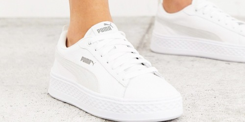 Up to 60% Off PUMA Apparel & Shoes + Free Shipping