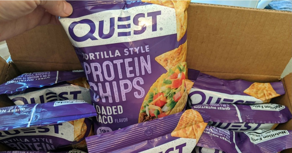 Quest Chips in Box