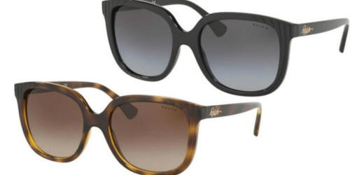 Ralph Lauren Women's Sunglasses Only $36 Shipped (Regularly $90)