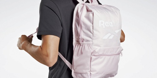 Reebok Backpacks & Duffel Bags from $11.99 Shipped (Regularly up to $50)