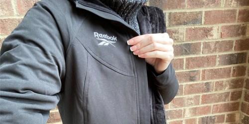 Reebok Women's Fur Lined Jacket From $20 Shipped