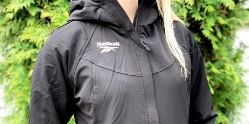 Reebok Women's Fur Lined Jacket from $18.99 Shipped