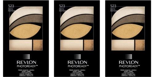 Revlon Eye Shadow Kits from $2.25 on Walmart.com (Regularly $7.48+)