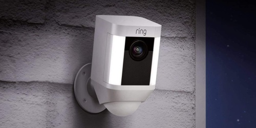 Ring Spotlight Security Camera + Echo Show 5 Only $159 Shipped on Amazon ($290 Value)