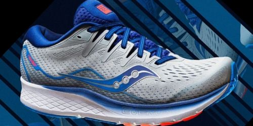 Saucony Running Shoes Only $54.98 Shipped (Regularly $120)