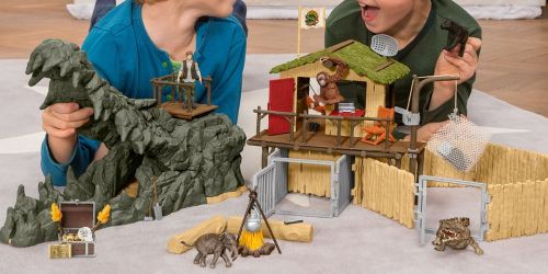 Schleich Jungle Research Station Set Only $57.69 Shipped on Amazon (Regularly $100)