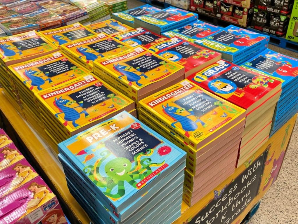Scholastic Success Workbooks at Costco