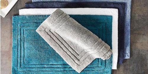 Scott Living Bath Rugs as Low as $4.79 on Kohls.com (Regularly $20)