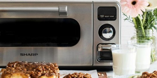 Sharp SuperSteam Steam Oven Only $199.99 Shipped on Best Buy (Regularly $400)