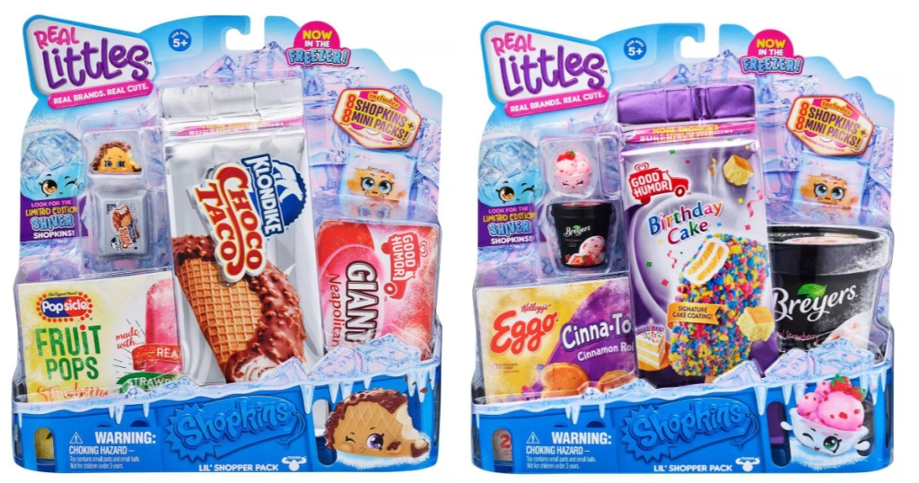Shopkins Real Little Minis