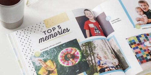 FREE Shutterfly 8×8 Hardcover Photo Book (Just Pay Shipping)