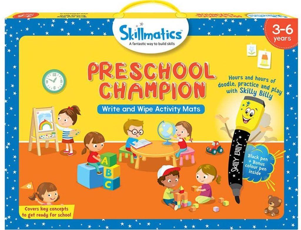 Skillmatics Preschool set