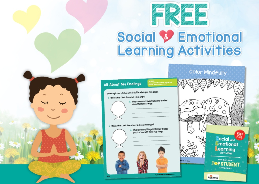 Social and Emotional Learning Activities Free Sampler