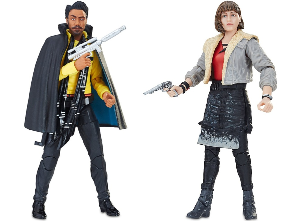 Solo A Star Wars action figures