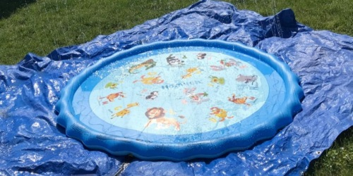 Large Splash Pad for Toddlers Just $24.99 Shipped on Amazon | Awesome Reviews
