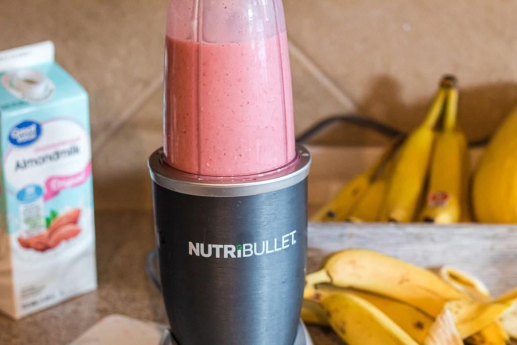 smoothie in Nutribullet