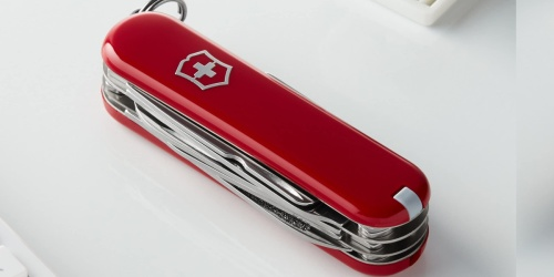 Victorinox Swiss Army Multi-Tool Pocket Knife Just $22.76 on Amazon (Regularly $38)