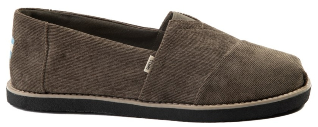 TOMS Men's Classic Crepe Slip-On Casual Shoes