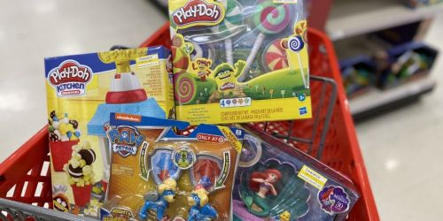 Target Semi-Annual Toy Sale   Up to 50% Off Paw Patrol, Play-Doh, Barbie & Lots More!