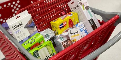 Best Target Deals 6/28-7/4 | Huge Savings on Popsicles, Starbucks, Bulldog Products & More