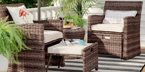 Up to 50% Off Patio & Home Furniture on Target.com + FREE Shipping