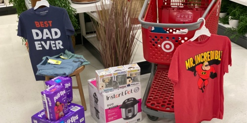 Best Target Deals 6/14-6/20 | Great Deals on Father's Day Shirts, Books, Movies, & More