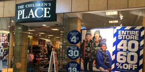 The Children's Place is Closing 300 More Stores