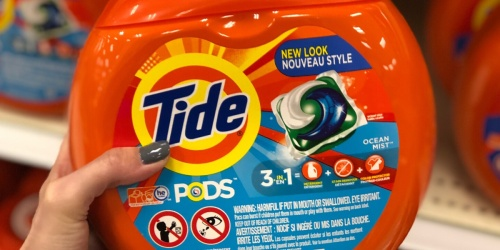 $41 Worth of Tide, Gain & Febreeze Products Only $18.95 After Target Gift Card