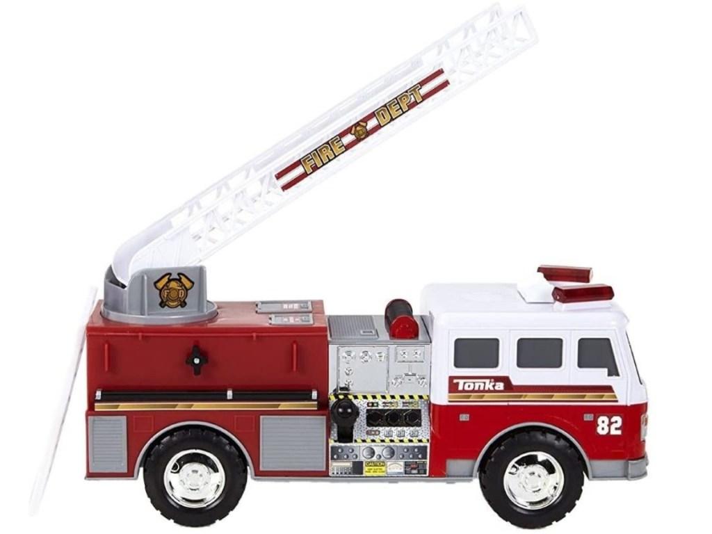 Tonka Classic Steel Fire Truck