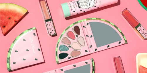 50% Off Too Faced Fruity Favorites + FREE Shipping