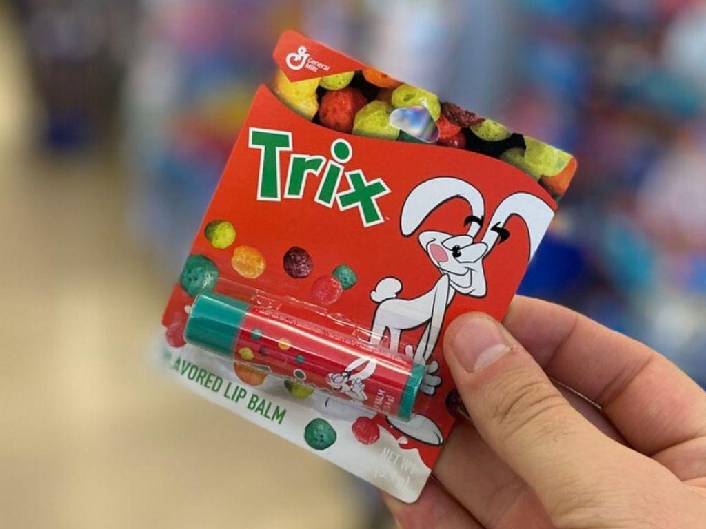 Trix Lip Balm