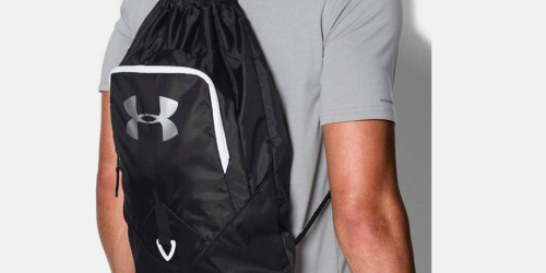 Up to 50% Off Under Armour Sackpacks, Hoodies, & More