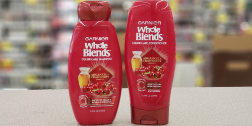 Garnier Whole Blends Shampoo & Conditioner Only 23¢ Each w/ Free Walgreens in-Store Pickup