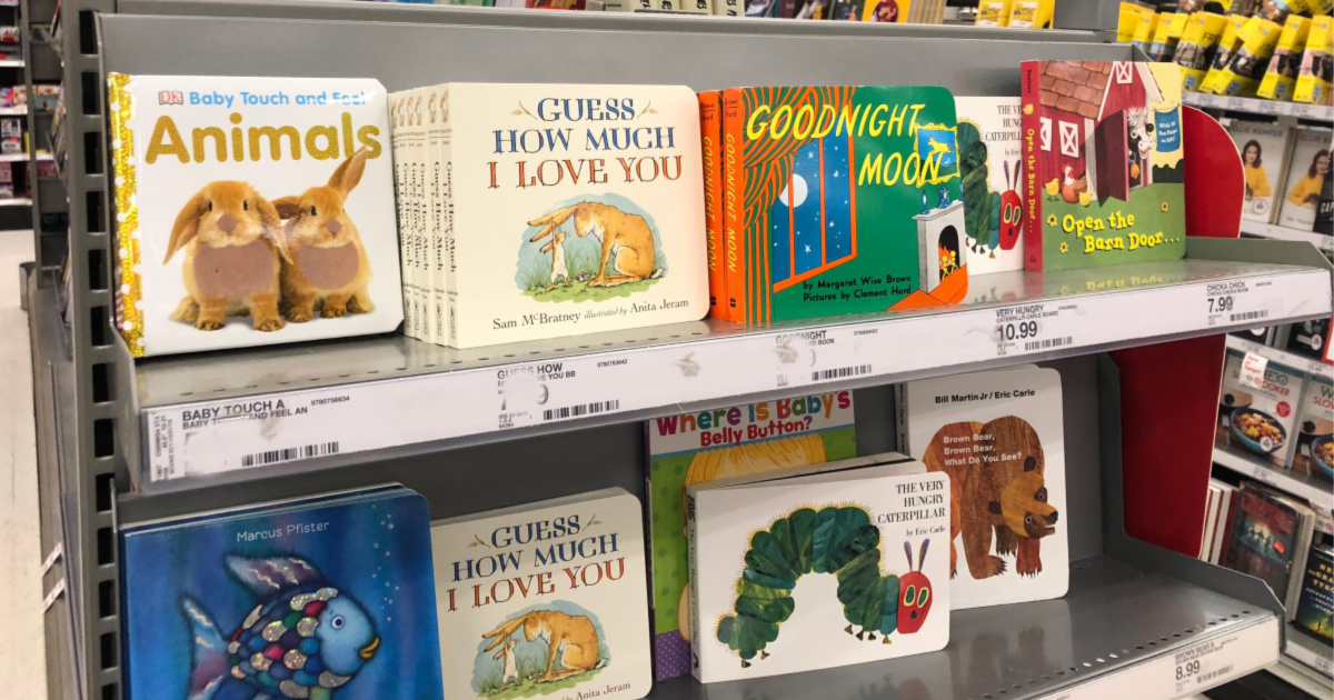 childrens books at target the hungry caterpillar