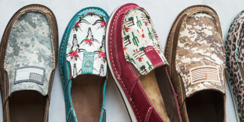 Ariat Cruisers Footwear from $20.98 on Zulily (Regularly $70+)