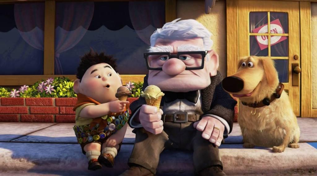 image from Disney Pixar movie Up