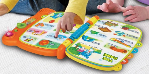 VTech Touch & Teach Word Book Only $14.99 on Amazon (Regularly $25)