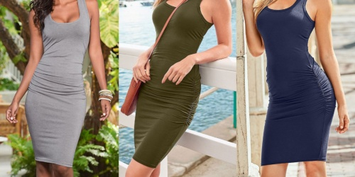 Racerback Dresses Only $12.99 on Zulily (Regularly $26)