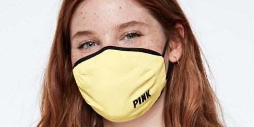 Victoria's Secret Reusable Face Masks Back In-Stock
