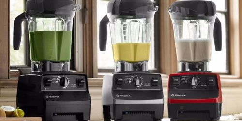 Vitamix Platinum 3-Speed Blender Just $249.99 Shipped (Regularly $400)