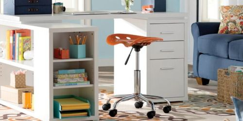 Office Chairs & Stools from $33.99 on Wayfair.com (Regularly $100)
