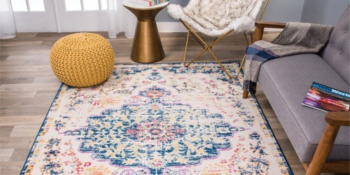 5×7 Area Rugs from $39.99 on Zulily