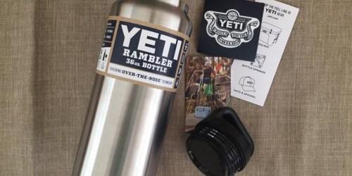 YETI Rambler 18oz Insulated Bottle Only $17.99 on Ace Hardware