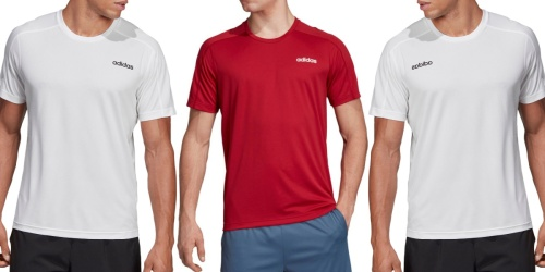 Men's Adidas T-Shirts Only $12.98 on Dick's Sporting Goods (Regularly $25)