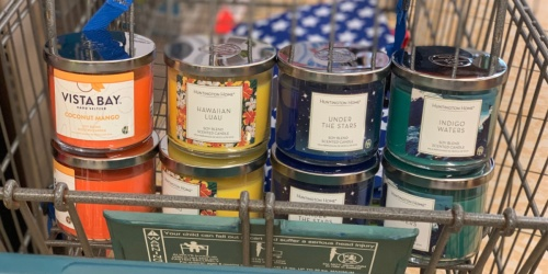 New Summer Scented 3-Wick Candles Available Now at ALDI | Just $3.99 Each