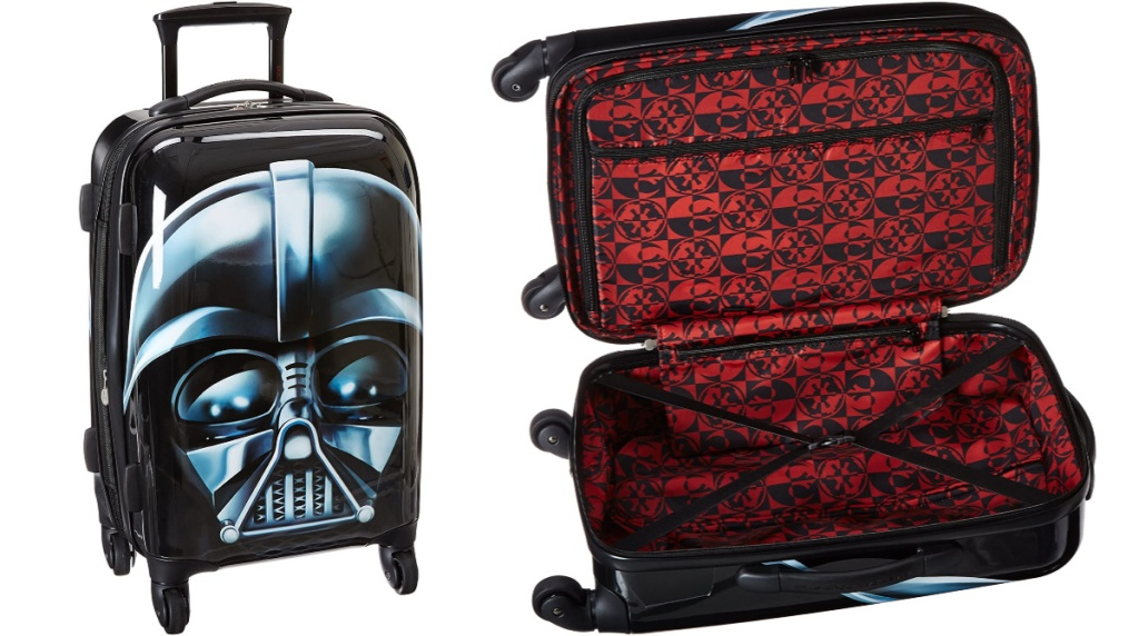 american tourister darth vader luggage