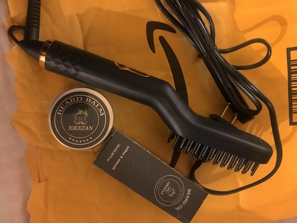 electric beard set