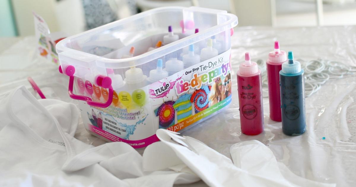 best tie-dye one step kit