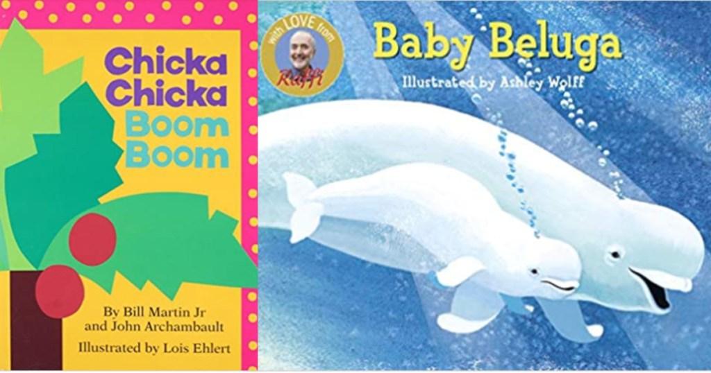 chicka chick boom boom + baby beluga